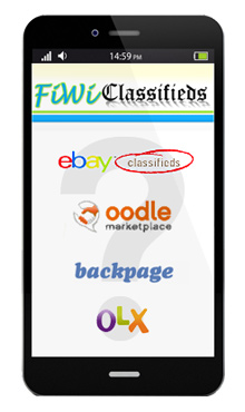 mobile classifieds